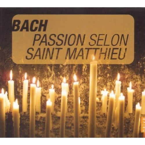 St Matthew Passion (Highlights) (Hlts)