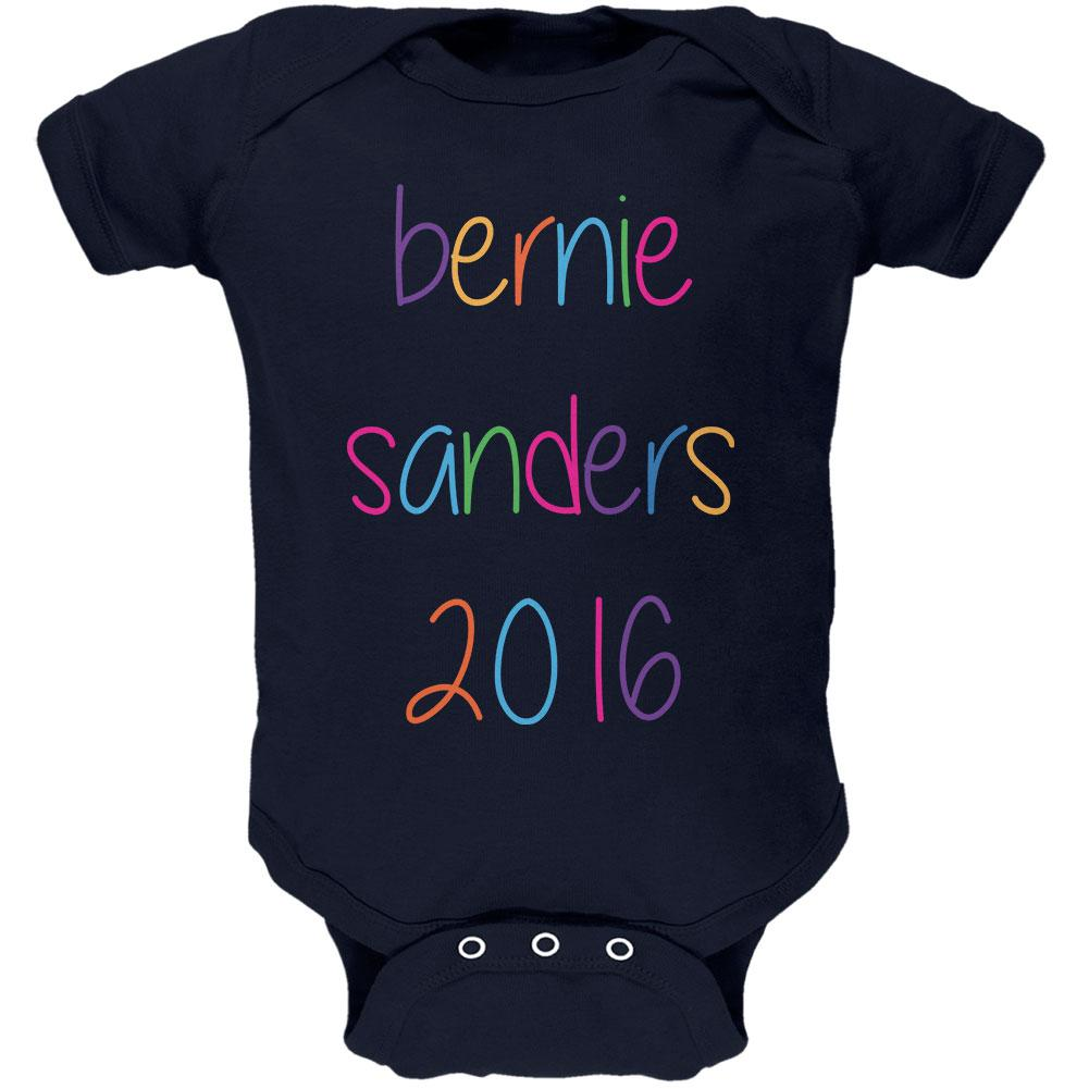 Election 2016 Bernie Sanders Kid Marker Soft Baby One Piece