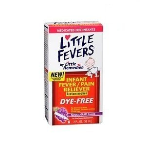 LITTLE FEVERS INFANT REL GRAPE 2OZ by MEDTECH *** Part No: