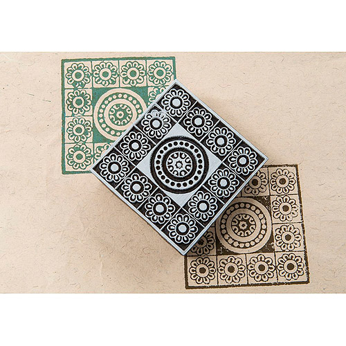 Blockwallah Block Stamp, Maharaja