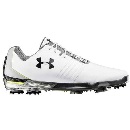 New Under Armour Jordan Spieth Match Play Whitegrey Golf Shoes Mens Size 10.5