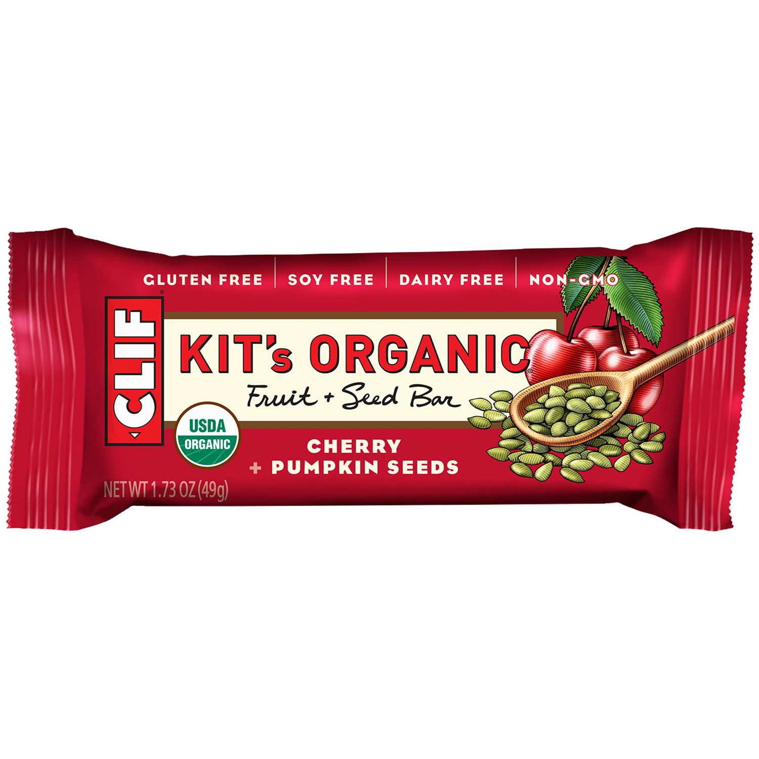 Clif Bar Clif  Fruit & Seed Bar, 1.7 oz