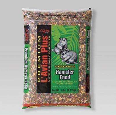 Brand New 18507 L'Avian Hamster Food-5 Lbs. by