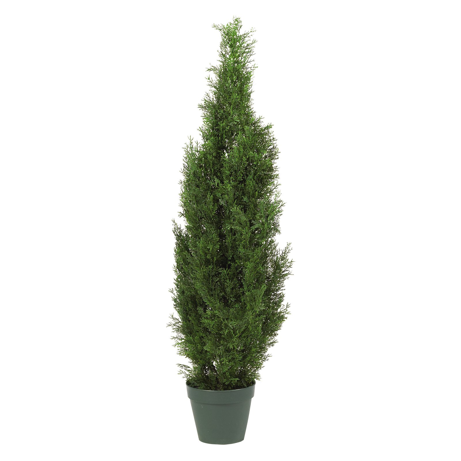 Cedar Tree Silk Topiary