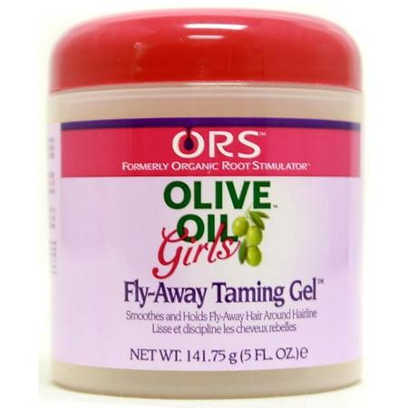 Organic Root Stimulator Girls Hair Gel Fly-Away Taming, 5