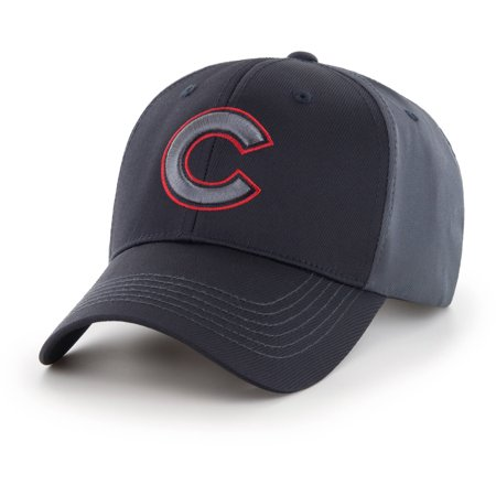 Mlb Chicago Cubs Blackball Cap   Hat By Fan Favorite