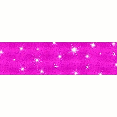 UPC 078628854343 product image for HOT PINK BOLDER BORDERS SPARKLE | upcitemdb.com