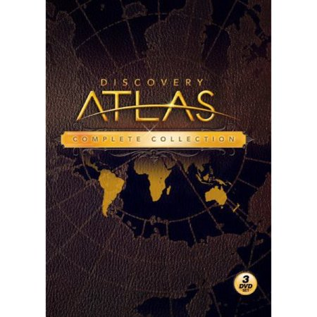 Discovery Atlas: Complete Collection (Discovery Firefighter Collection)