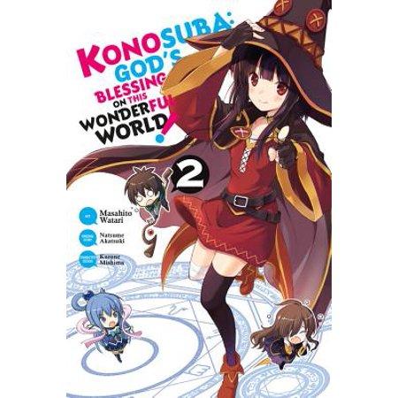 - Konosuba: God's Blessing on This Wonderful World!, Vol. 2 (manga)