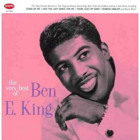The Very Best Of Ben E. King (CD) (The Very Best Of Gypsy Kings)