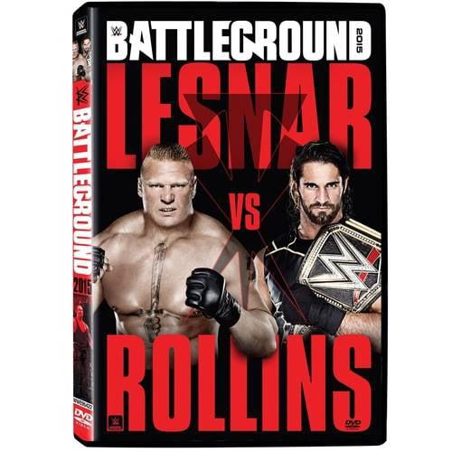 WWE: Battleground 2015 by WARNER HOME VIDEO