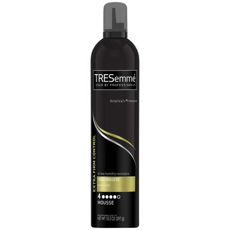 TRESemmé TRES Two Extra Hold Hair Mousse, 10.5