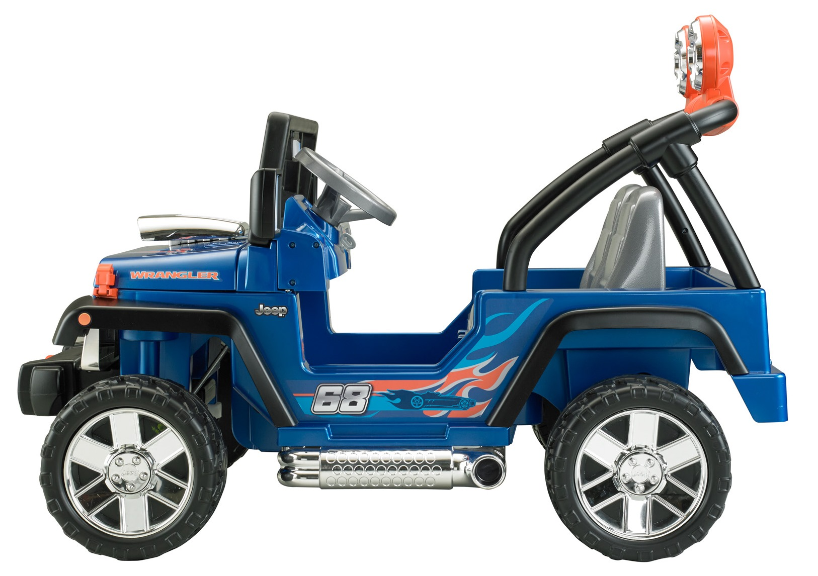 Power Wheels Battery Powered Cars