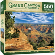 National Parks Grand Canyon South Rim 550 Piece Jigsaw Puzzle
