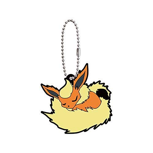 Details about  /Pokemon Sleeping Eevee Evolution Capsule Rubber Mascot Ver 2 Complete Set of  9