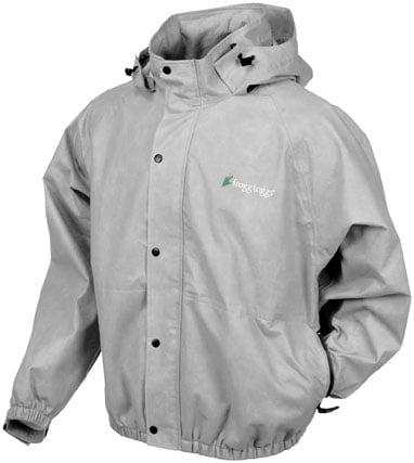 Frogg Toggs Pro Action Rain Jacket Tan XL  PA63123-04-XL