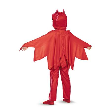 Best PJ Masks Owlette Classic Costume for Toddler deal