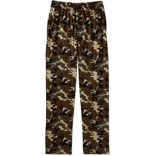 Hanes - Men's Camo Print Sleep Pants
