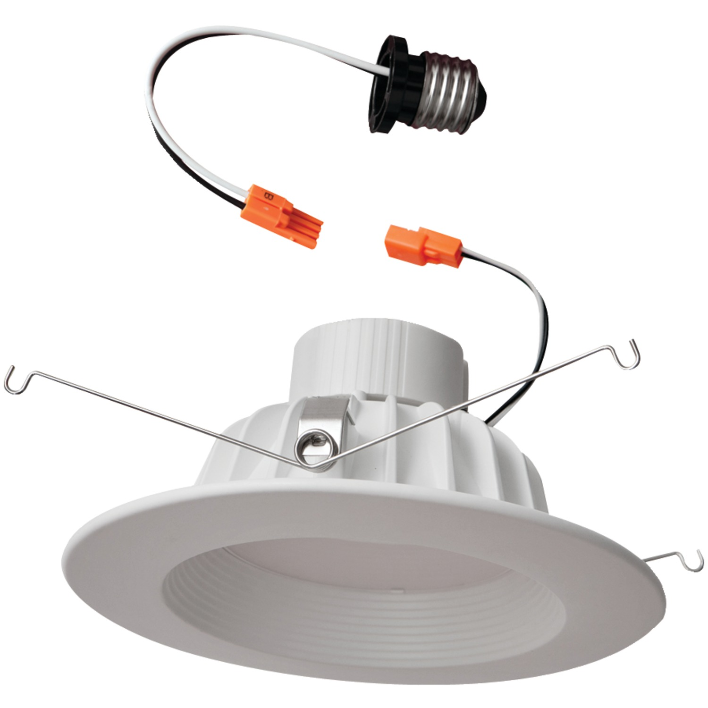 MAXSA Innovations 80101920-lumen Retrofit LED Downlight For Recessed Lighting (warm White)