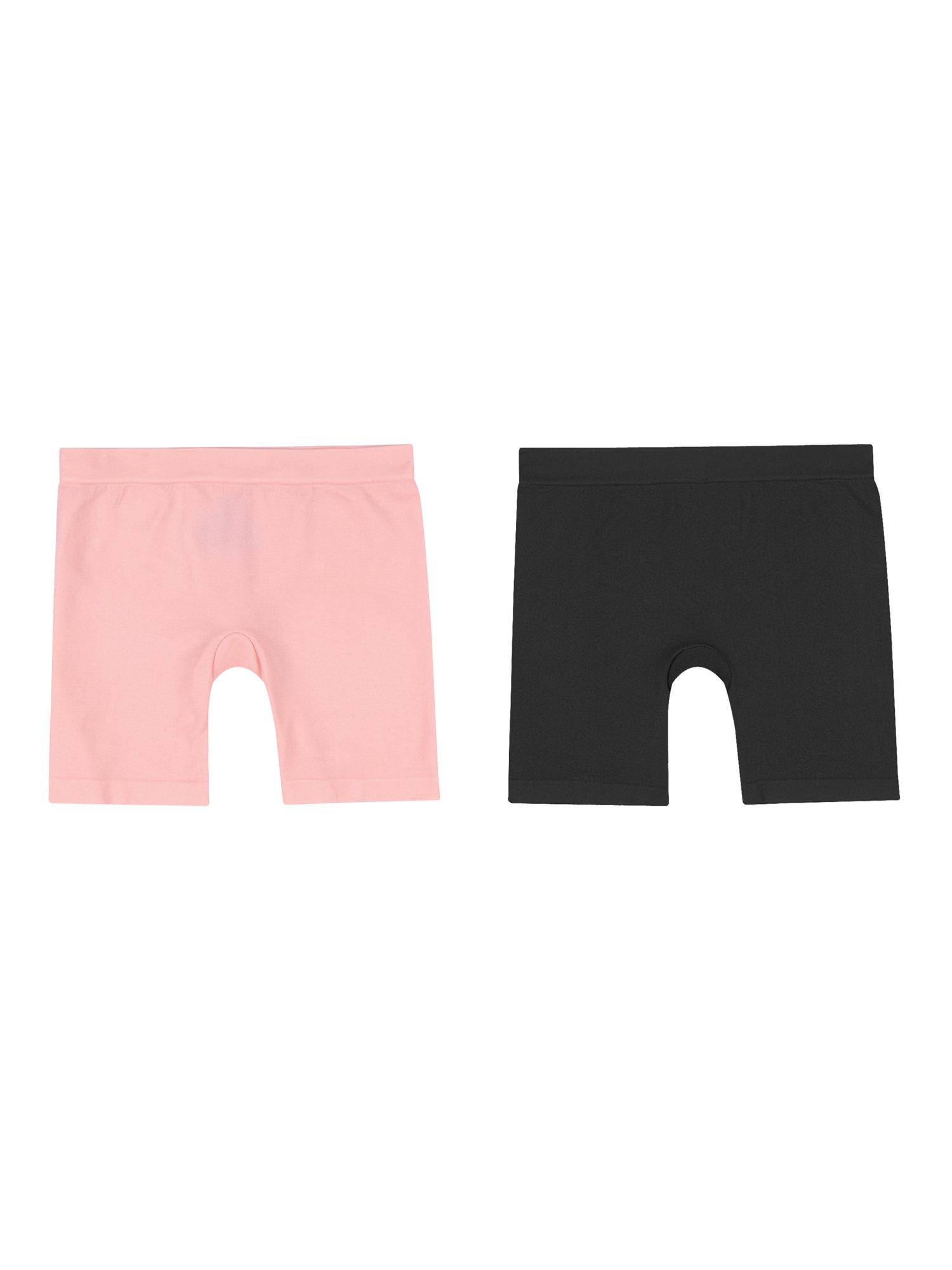 Hanes Girls' Play Short 2 pack