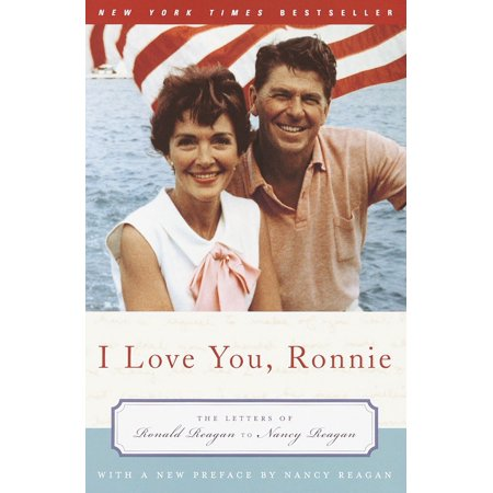 I Love You, Ronnie : The Letters of Ronald Reagan to Nancy Reagan](Ronald Reagan Mask Halloween)