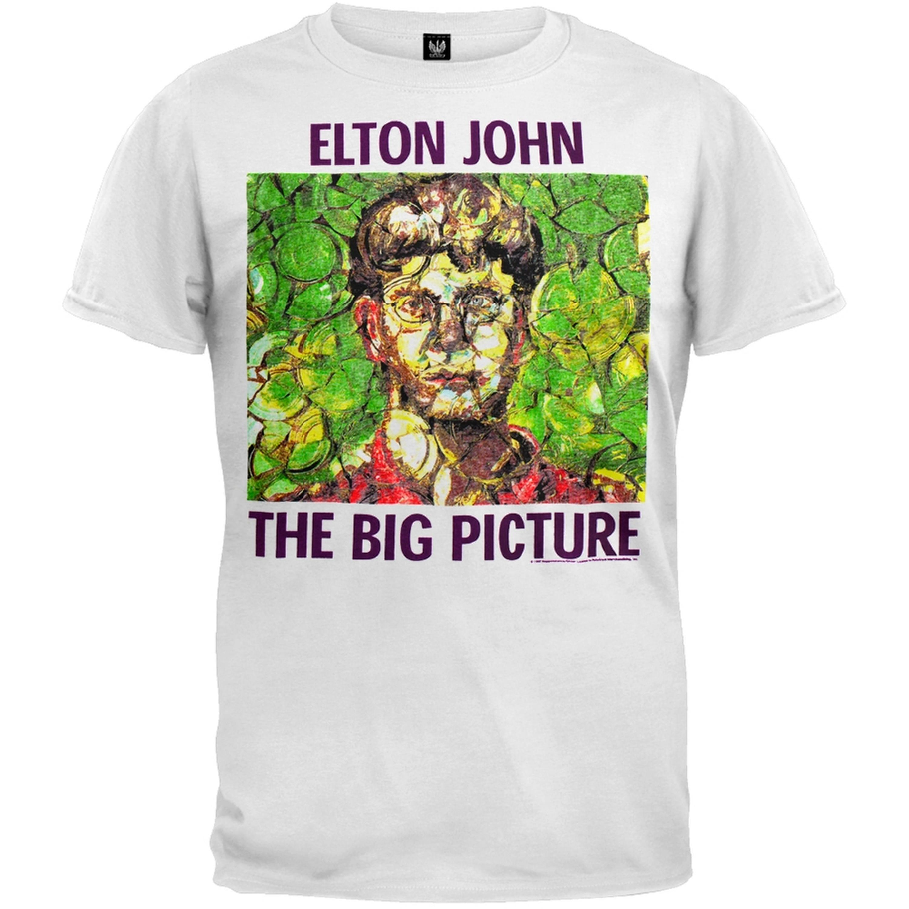 Elton John - Big Picture T-Shirt