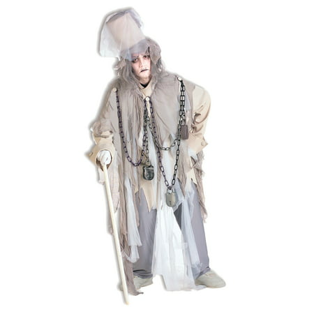 A Christmas Carol Jacob Marley Costume for - Costums For Men