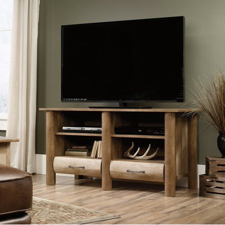 Sauder Woodworking 416598 Boone Mountain Media Tv Stand