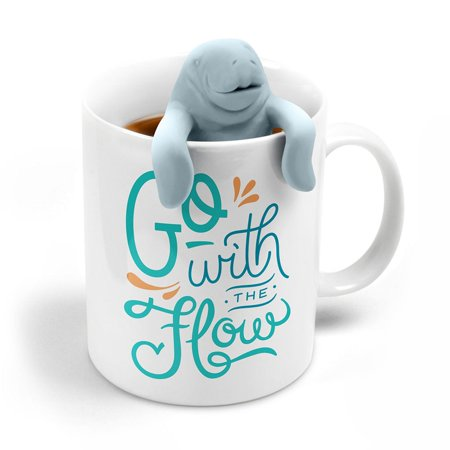 Two For Tea Manatea Tea Infuser & Mug Gift - Tea Infuser Mug Set