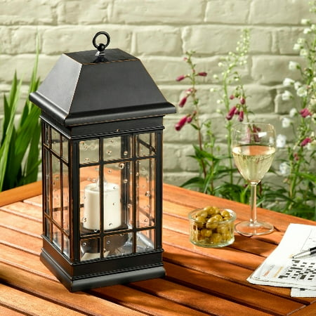 San Rafael II Solar Mission Lantern by Smart Solar ()