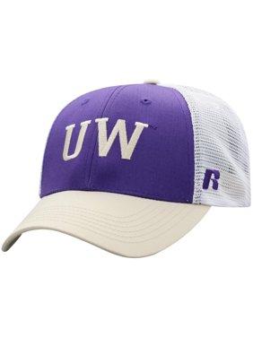 815877a3c90 Product Image Men s Russell Purple White Washington Huskies Steadfast  Snapback Adjustable Hat - OSFA