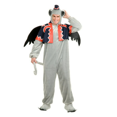 Adult Men's Winged Wizard of Oz Flying Monkey Costume