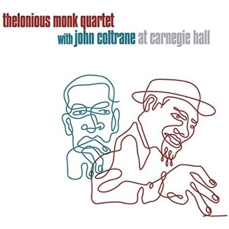 Thelonious Monk Quartet at Carnegie Hall (Vinyl) (The Thelonious Monk Orchestra At Town Hall)