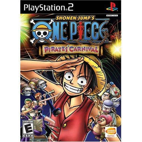 Namco Bandai Games Amer 10050 One Piece Pirates Carnival