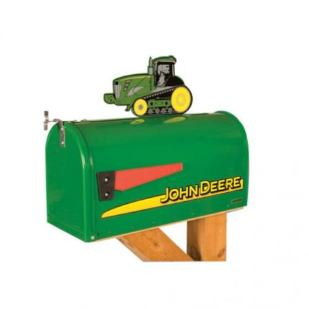 Tractor Mailbox with Topper - John Deere 9000 - Mailbox Parts