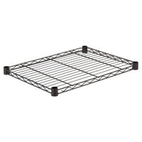 Honey Can Do Steel Wire Shelf with 250lb Capacity, Multiple Colors