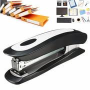 1pcs Full Strip Stapler 20 Staple Strip Capacity Desk Paper Office Supplies for Home/Office/School