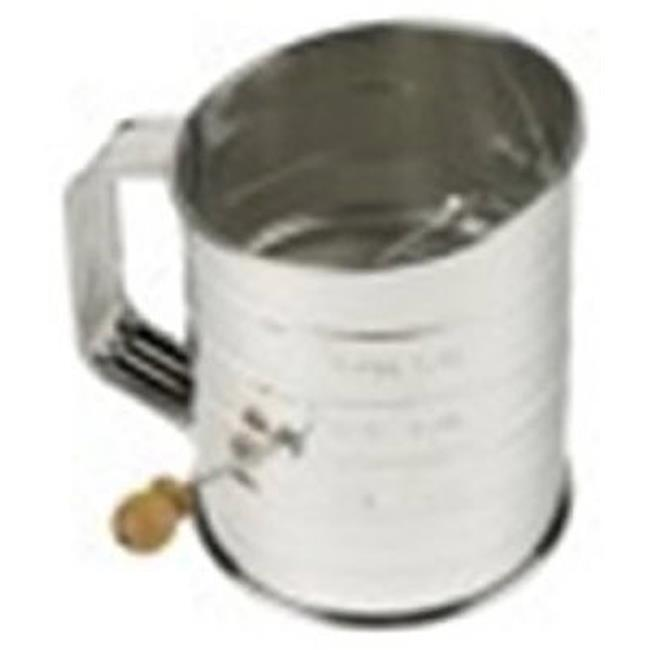 24302 3 Cup Flour Sifter by CoolCookware