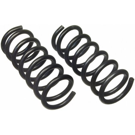 Moog 80099 Coil Springs For Ford Focus, Rear