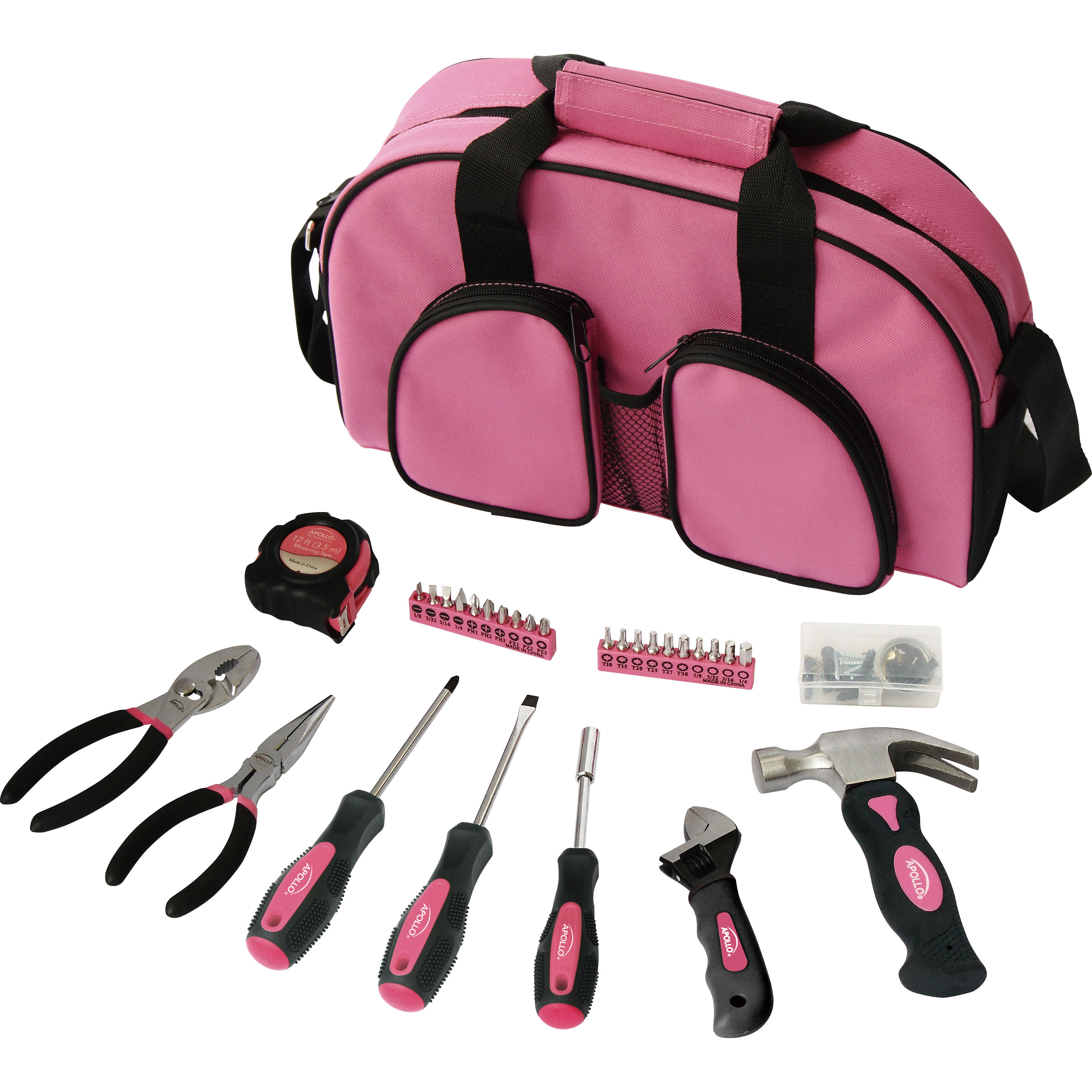 69-Piece Household Tool Kit