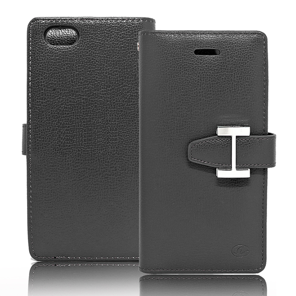 IPhone 7 Plus Luxury Leather Wallet Pouch Case Cover
