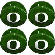 NCAA Oregon Ducks Magnetic Chip Clip Set, 4pk