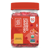 Hello Bello Organic Vitamin B12 Gummies, 3000mcg, 60ct