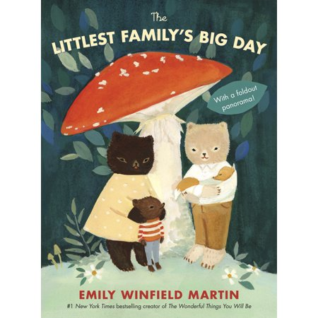 Littlest Familys Big Day (Board Book) - Big Day