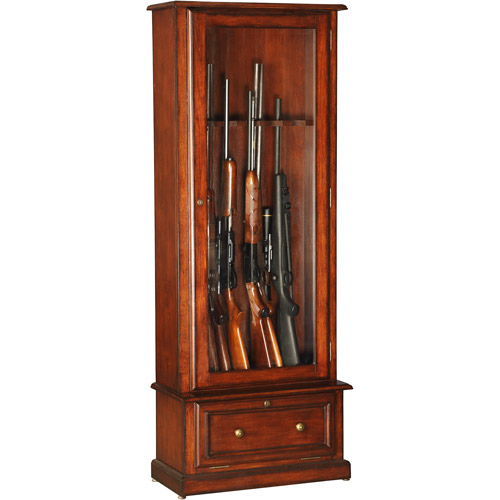 8 Gun Cabinet by Overstock