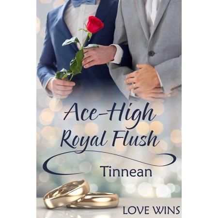 Ace-High Royal Flush - eBook