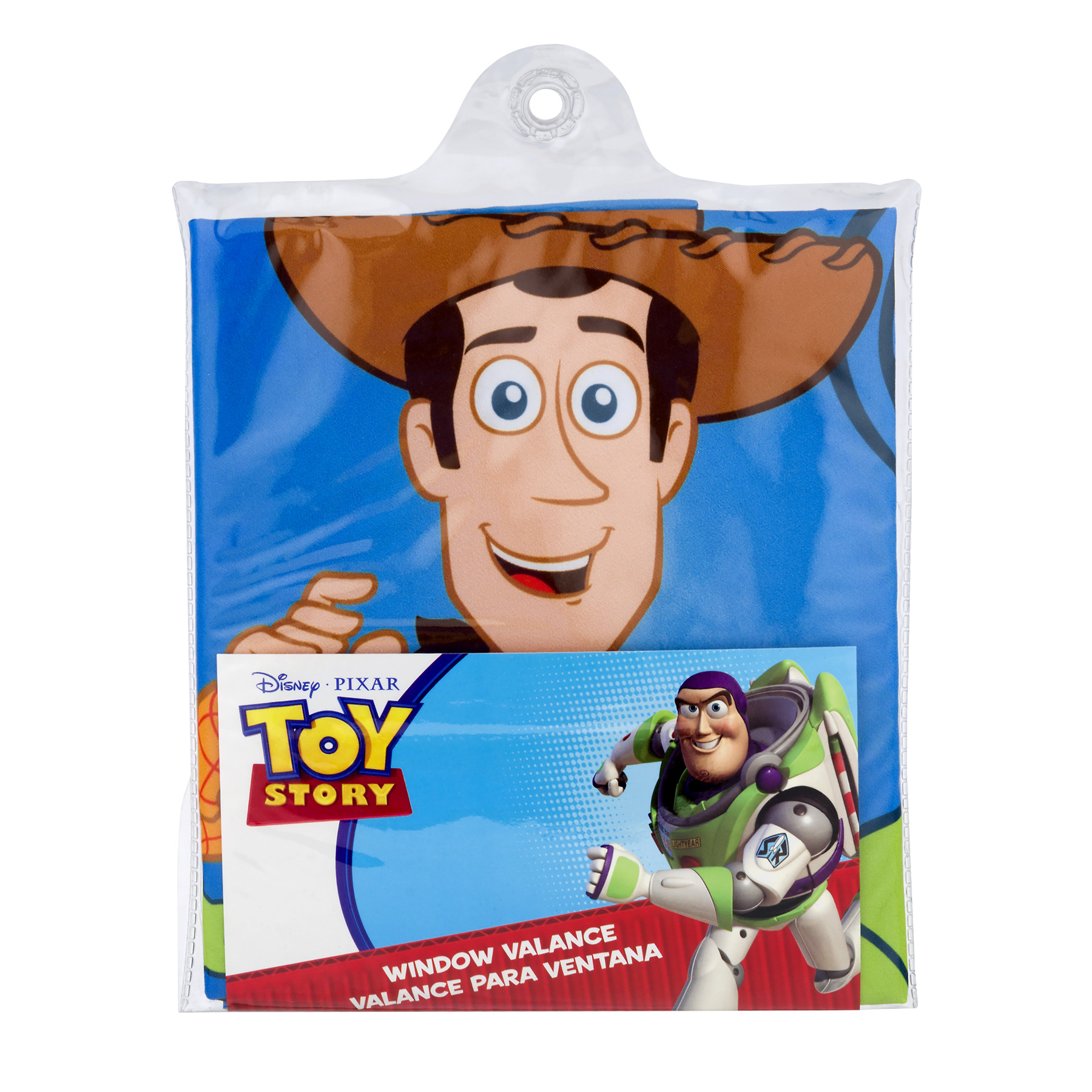 Disney Toy Story Boys Bedroom Curtain Valance