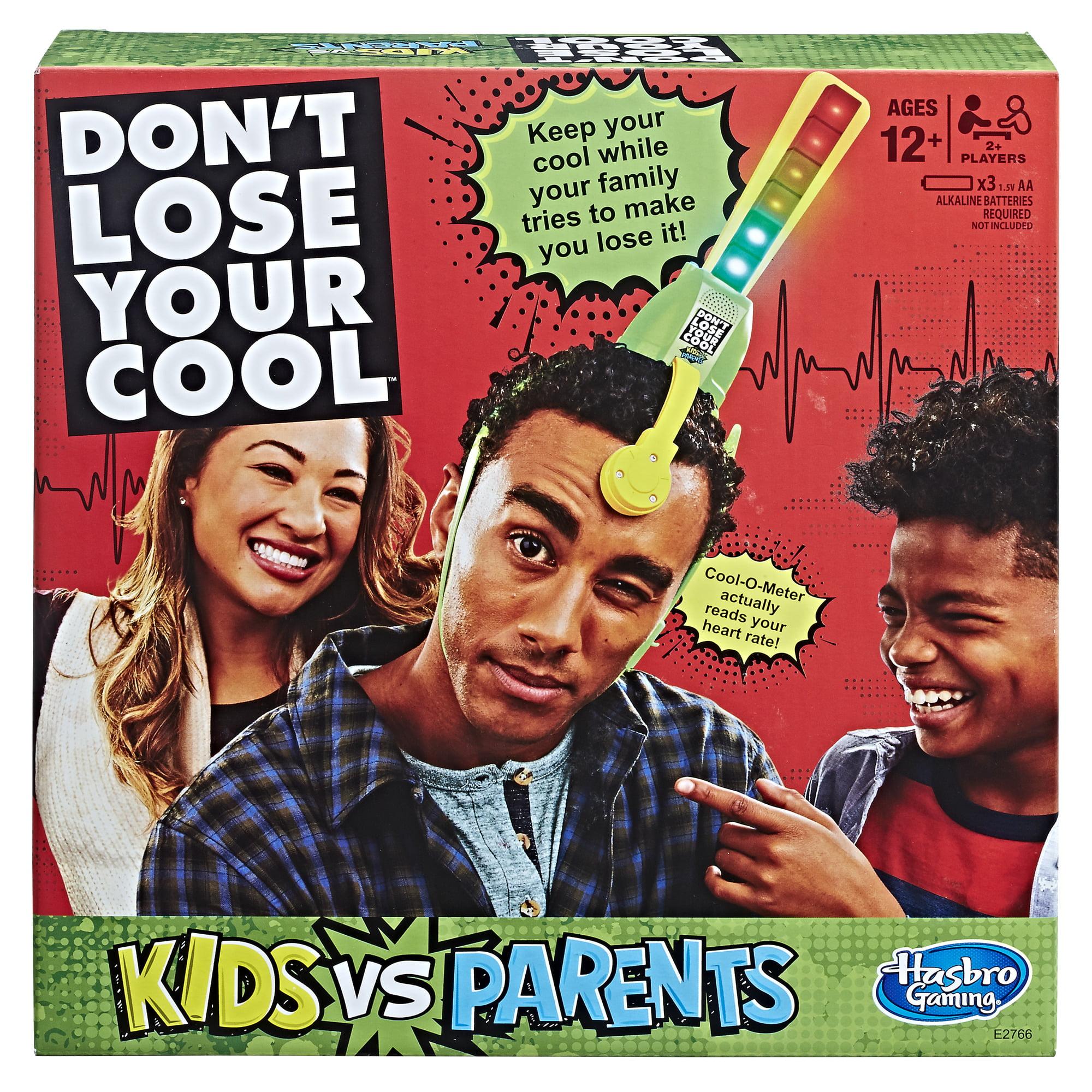 Don't Lose Your Cool Kids vs. Parents - Walmart Exclusive