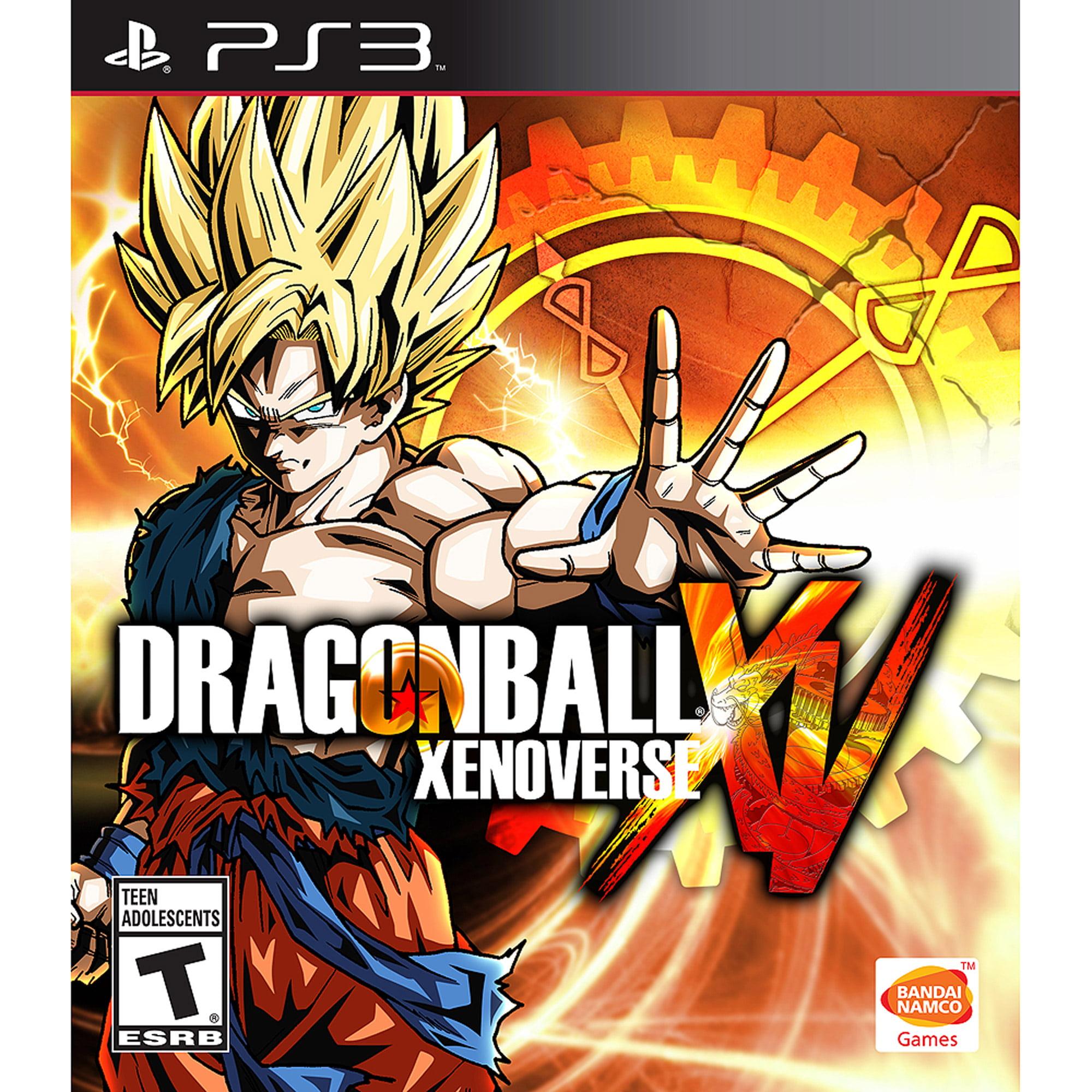 Kết quả hình ảnh cho Dragon Ball Xenoverse cover ps3