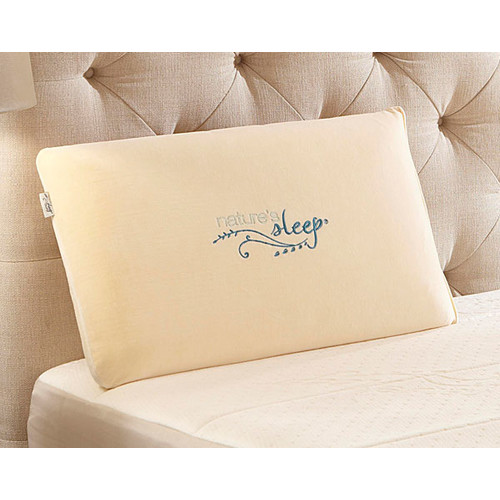 Nature's Sleep ViTex Traditional Cotton Queen Pillow
